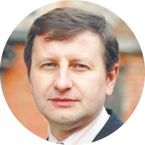 Jerzy Pisuliński, dziekan Wydziału Prawa Uniwersytetu Jagiellońskiego
