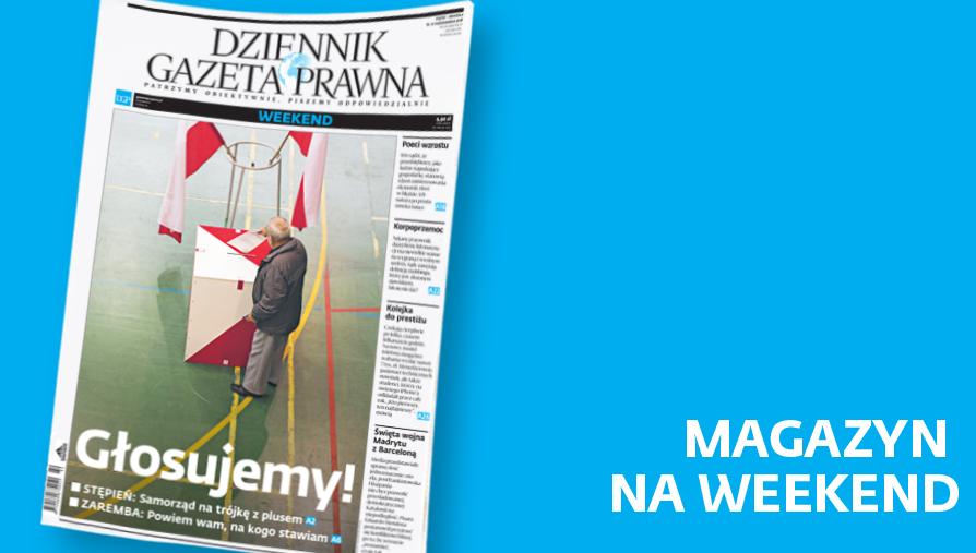 Magazyn 19.10.2018