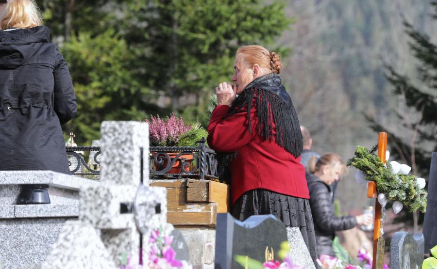 Cmentarz na Olczy