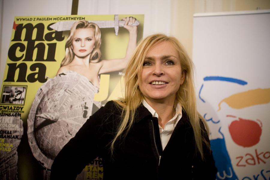 Monika Olejnik (fot. newspix.pl)