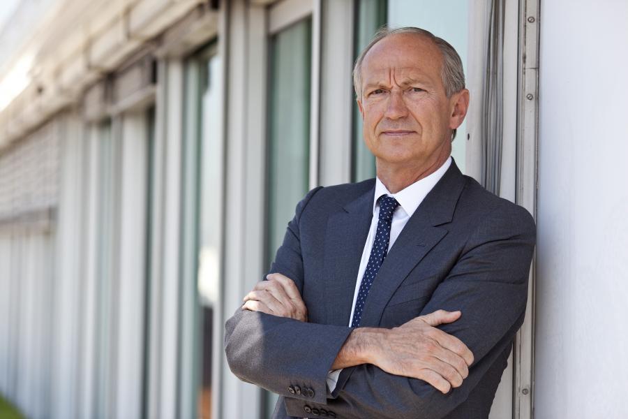 Jean-Paul Agon, dyrektor wykonawczy L'Oreal SA, dwudziestej szóstej najbardziej innowacyjnej firmy według magazynu Forbes.