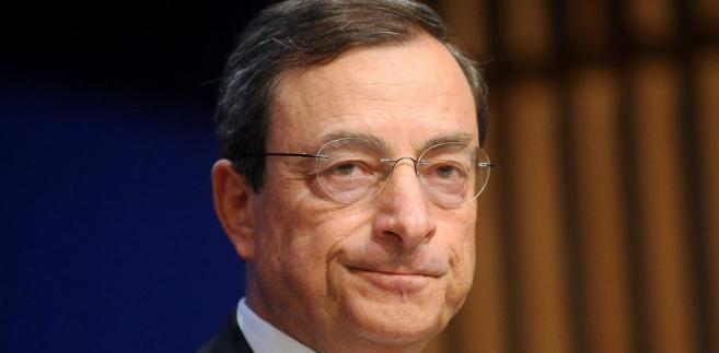 Szef EBC Mario Draghi jako superszef bankowy?
