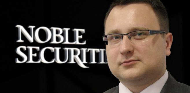 Radosław Wierzbicki, Noble Securities