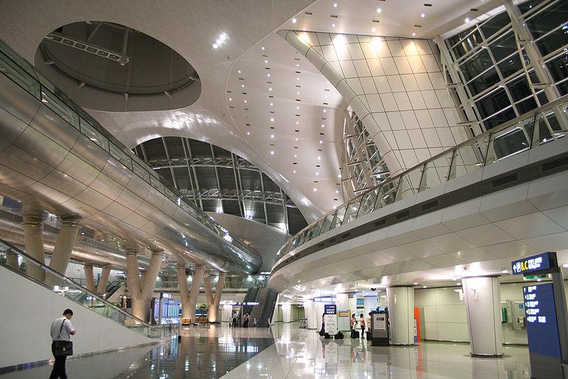 Lotnisko Incheo w Seulu