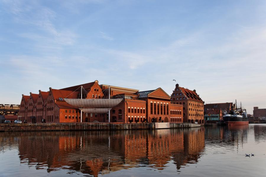 Filharmonia Bałtycka, Gdańsk