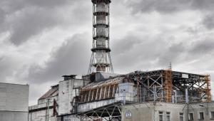 Elektrownia jądrowa w Czarnobylu, Ukraina
