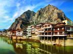 Amasya, niezwykle urokliwe miasto. Położona daleko od tureckiego wybrzeża, ale jest warta zobaczenia.